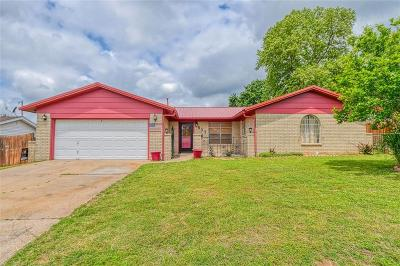 Purcell Single Family Home For Sale: 937 W Lovers Lane