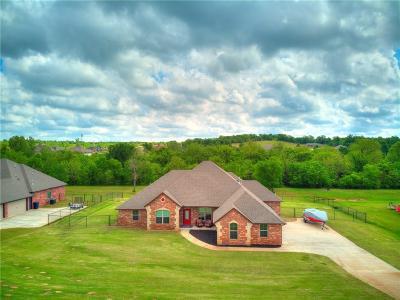 Oklahoma City Single Family Home For Sale: 7716 Deer Meadow Drive