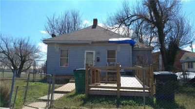 Oklahoma City Single Family Home For Sale: 1744 E Park Place