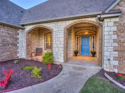 Choctaw Single Family Home For Sale: 760 Silver Chase Drive