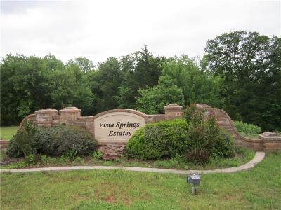 Norman Residential Lots & Land For Sale: 7231 Vista Springs Drive