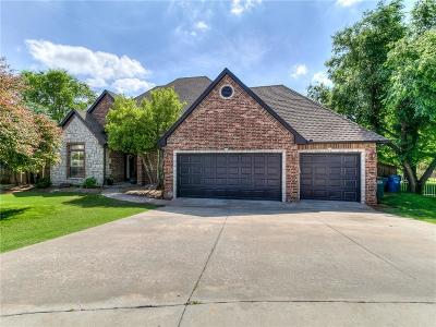 Edmond Single Family Home For Sale: 3401 Huntsman Court