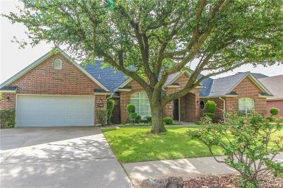 Norman Single Family Home For Sale: 1705 Pembroke Drive