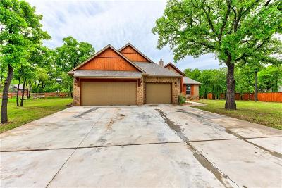 Guthrie Single Family Home For Sale: 3367 Antler Valley