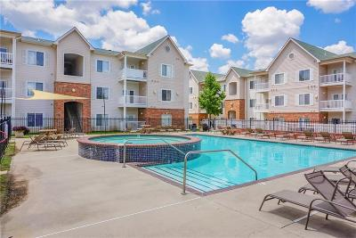 Norman Condo/Townhouse For Sale: 2200 S Classen Boulevard #3114