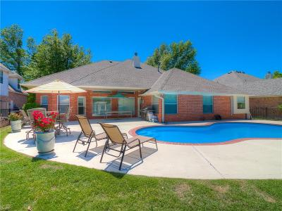 Oklahoma City Single Family Home For Sale: 8213 NW 68th Place