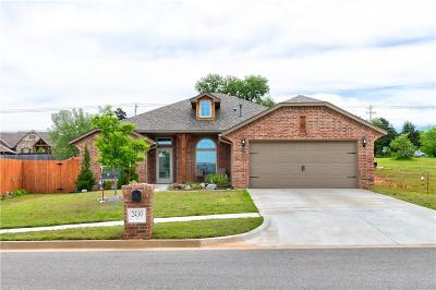 Midwest City OK Single Family Home For Sale: $209,900