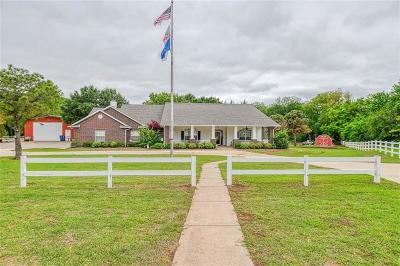 Purcell Single Family Home For Sale: 1020 Lake Front Court