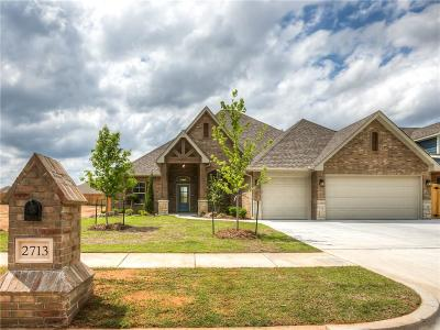 Oklahoma City Single Family Home For Sale: 2713 Crystal Creek Drive
