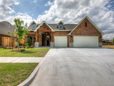 Oklahoma City Single Family Home For Sale: 2709 Crystal Creek Drive