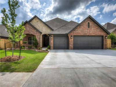 Oklahoma City Single Family Home For Sale: 2609 Crystal Creek Drive