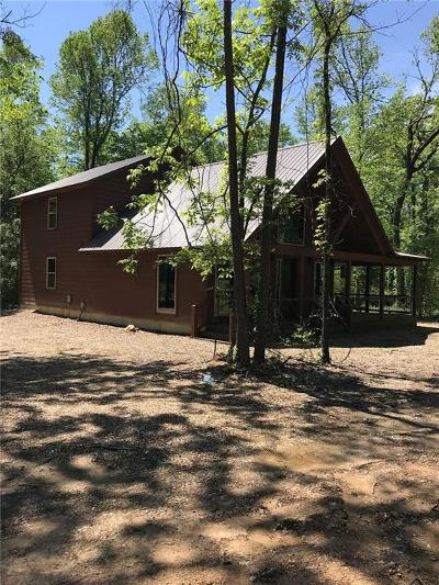 Broken Bow Single Family Home For Sale: 89 Orca Road
