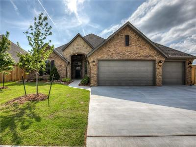 Oklahoma City Single Family Home For Sale: 2605 Crystal Creek Drive