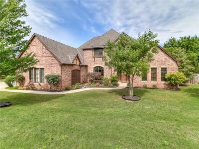 Edmond Single Family Home For Sale: 3808 Creek Bend Road