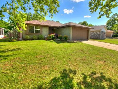 Norman Single Family Home For Sale: 1402 Kingston Road