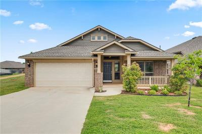 Norman Single Family Home For Sale: 3409 Black Mountain Way