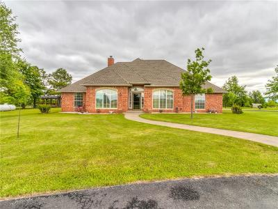 Piedmont Single Family Home For Sale: 19000 N County Line Road