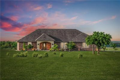 Altus Single Family Home For Sale: 19440 Hwy 62