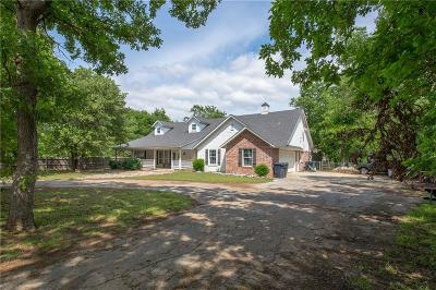 Choctaw Single Family Home For Sale: 4300 S Triple X Road