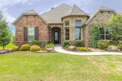 Edmond Single Family Home For Sale: 2466 La Belle Rue