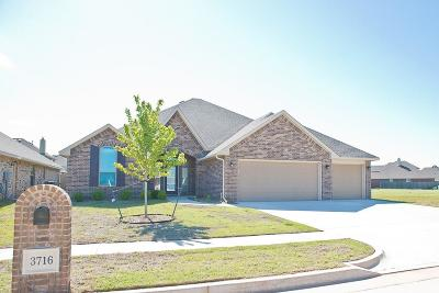 Norman Single Family Home For Sale: 3716 Burma Court