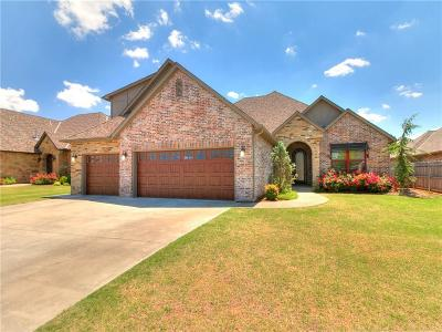 Edmond Single Family Home For Sale: 2508 Merlot Court
