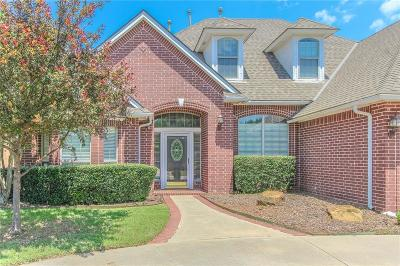Norman Single Family Home For Sale: 4101 Bentbrook Drive