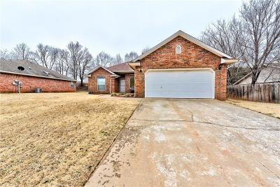 Midwest City Single Family Home For Sale: 3909 N Penny Drive