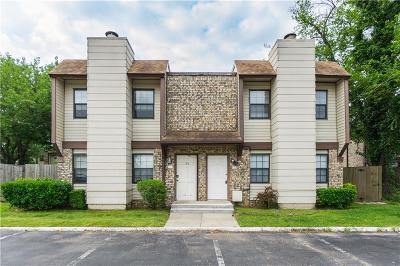Norman OK Condo/Townhouse For Sale: $55,000