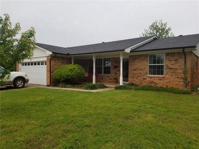 Single Family Home For Sale: 2401 S Dille Avenue