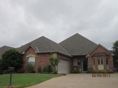 Oklahoma City Single Family Home For Sale: 12316 St Lukes Lane
