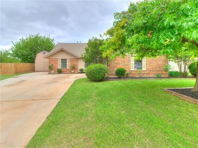 Oklahoma City Single Family Home For Sale: 6208 Westpark Drive