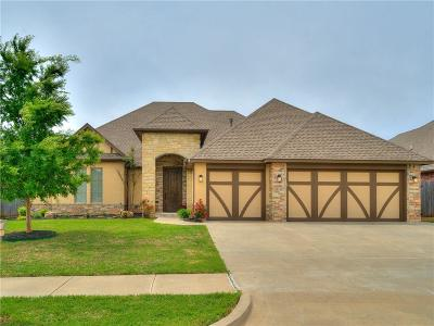 Edmond Single Family Home For Sale: 1512 NW 172nd Street