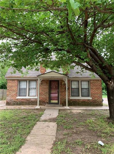 Norman Single Family Home For Sale: 218 S Lahoma Avenue