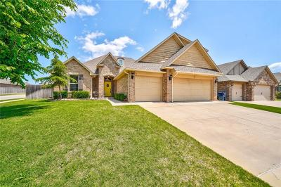 Edmond Single Family Home For Sale: 18220 Haslemere Lane