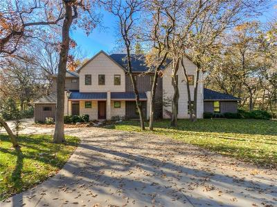 Edmond Single Family Home For Sale: 3500 Oakdale Forest Road