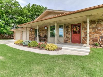 Choctaw Single Family Home For Sale: 18077 Ridgewood Avenue