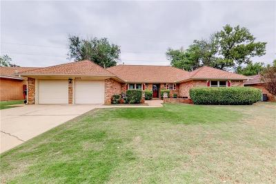 Oklahoma City Single Family Home For Sale: 2413 NW 115th Street