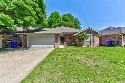 Norman Single Family Home For Sale: 605 Goshawk Drive