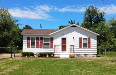 Midwest City Single Family Home For Sale: 9617 SE 4th Street