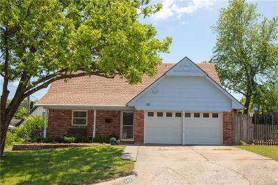 Norman Single Family Home For Sale: 342 Woodcrest Drive