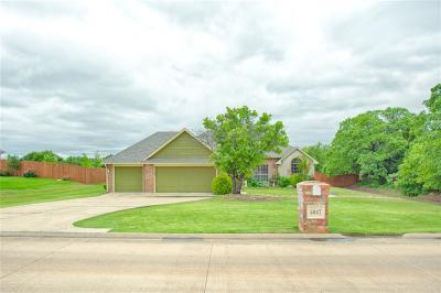 Guthrie Single Family Home For Sale: 5047 Buffalo Hill