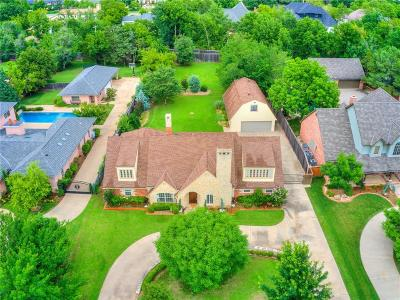 Oklahoma City Single Family Home For Sale: 2621 Elmhurst Avenue