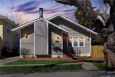 Norman Single Family Home For Sale: 615 W Symmes Street