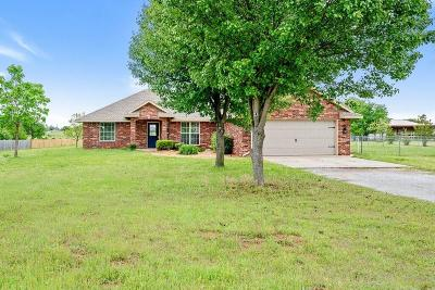 Tuttle Single Family Home For Sale: 2306 Walnut Drive