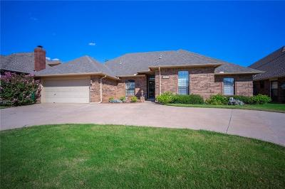 Edmond Single Family Home For Sale: 15600 Allegheny Drive