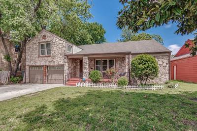 Oklahoma City Single Family Home For Sale: 1408 N Drexel Boulevard