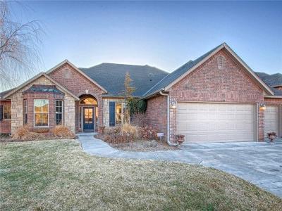 Moore Single Family Home For Sale: 3108 White Cedar Drive