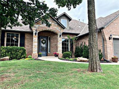 Edmond Single Family Home For Sale: 541 Conquistador Court