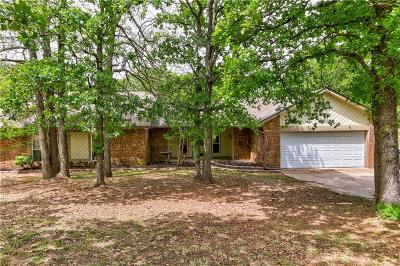 Choctaw Single Family Home For Sale: 3779 Santa Fe Drive
